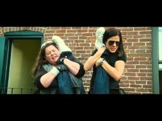 @TheHeatMovie has a new hilarious red band trailer with Sandra Bullock and Melissa McCarthy. Check it out