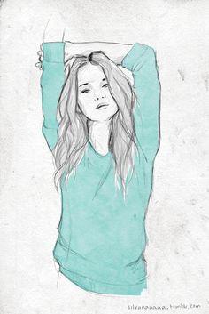 #silvanaaaaa #illustration #drawing #fashion