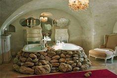 La Piedra como material se ve muy fuerte y poderosa. El Diseño de Interiores con Piedra , le dará al espacio un aspecto natural. Debido a lo...
