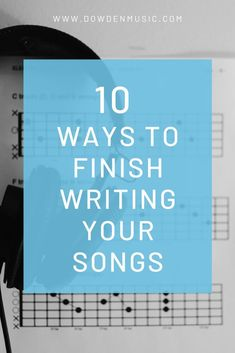 Learn how to write better songs! These ten tips on songwriting will help you with your writing process so you can finish more of your music. Ukulele, Guitar Songs, Cool Writing, Writing Tips, Learn Singing, Better Music, Digital Art Tutorial, Writing Process, Exercise For Kids