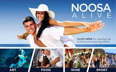 Official Noosa Tourism Website - Noosa Accommodation, Noosa Beaches & More!