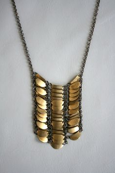 Mida Necklace by LauraLombardiJewelry on Etsy, $115.00
