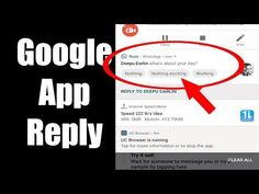 Google App Reply | How to Download Reply App - YouTube