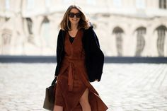 PFW Suede Woman