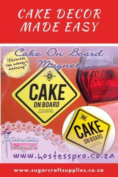 Sugar Craft, Make It Simple, Cake Decorating, Easy, Crafts, Manualidades, Handmade Crafts, Craft, Arts And Crafts