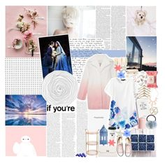 """""""then you look back at me and suddenly    grace"""" by lavender-starlight ❤ liked on Polyvore featuring Boohoo, Converse, Blumarine, Selfridges, Anastasia Beverly Hills, Kate Spade, H&M, Privilege, Pier 1 Imports and Carven"""