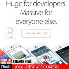 9.9.2014 即將產品發表大會的APPLE 這次除了眾所期待的 iPhone 6 另外各界更好奇的是 #iOS8 最新作業系統,#OZ 九月超精彩,關註 愛炫澳洲 iSHARE #OZ 掌握#澳洲 好玩新鮮事!旅遊版夥伴-》 澳洲•說走就走的青春 in Australia 也請各位支持唷...CHEERS  iOS8 新版APP內建功能-》 感覺完全為 #社群世代 打造得應用,把各界評價高的產品吸收後創新,好還要更好,而快要更快!其中 Design 和 Keyboard 兩個 #APP 蠻想了解更多WHY,而Design不用多說,但#Keyboard 稱為史前最大創新讓我不得不好奇!畢竟我腦殼想的鍵盤差不多就是這樣,到底有多...,一起等吧!