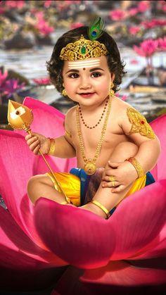 Lord Shiva Pics, Lord Shiva Family, Ganesh Images, Lord Krishna Images, Baby Krishna, Cute Krishna, Dancing Ganesha, Lord Murugan Wallpapers, Lord Balaji