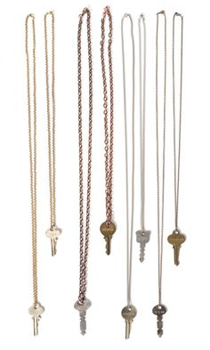 Giving Keys necklaces, featured in the FabFitFun box. They support an amazing cause and they are so cute with any outfit.