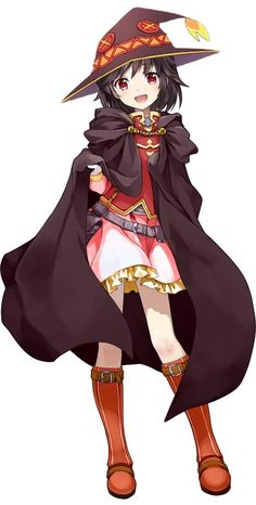 top scoring links : Megumin