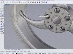Sketch to Model – Detailing your model in Rhinoceros Rhino Cad, Rhinoceros 5, 3d Models, Architectural Models, 3d Prints, Concept Architecture, 3d Max, 3d Animation, Autocad