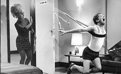 Barbara Windsor and Kenneth Williams in Carry on Doctor. Barbara Windsor, Barbara Ann, Kenneth Williams, British Comedy, Funny Movies, Great Pictures, Comedians, Carry On, Two By Two