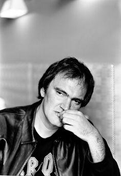 Quentin Tarantino by Jim Rakete