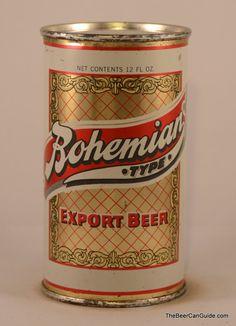 Bohemian Export Beer, California