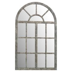 Add an artful touch to your foyer or entryway with this captivating metal wall decor, showcasing a window silhouette.   Product: Wal...