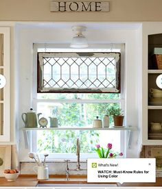 Greenhouse Window Over Kitchen Sink. See More. Window Idea