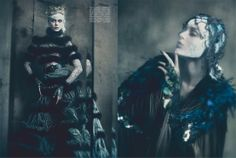 Paolo Roversi for Vogue Italy