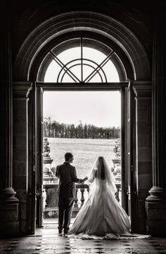 Duncombe Park Wedding Photographer » Yorkshire Wedding Photographer Bristo Photography