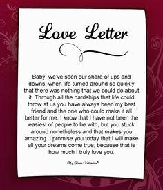 Love Letter For Her #53