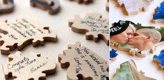 Originelle Ideen für euer Gästebuch - Hochzeitsguide
