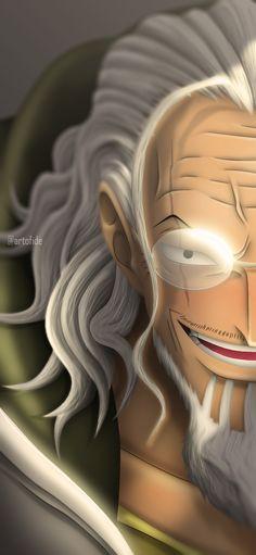 Manga Anime One Piece, Anime Manga, Silver Rayleigh Wallpaper, One Punch Man 1, One Piece Photos, Anime Rapper, One Piece Tattoos, One Piece Wallpaper Iphone, One Piece Crew