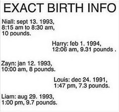 It's scary knowing that we have this information
