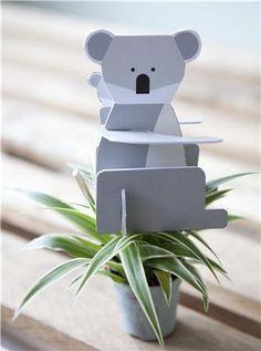Pretty Koala Livre des Animaux - Aigle