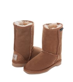 UGG Australia kids neumel chestnut BOOTS size 5
