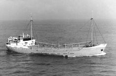 14 februari 1967 De coaster ms 'Lucy' (1964)  van Wijnne & Barends uit Delfzijl,   http://koopvaardij.blogspot.nl/2015/02/14-februari-1967.html