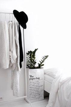 Image de interior, white, and bed