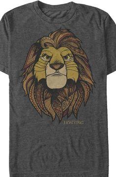 Lion King Mufasa T-Shirt