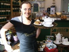 Tante T» The Tearoom
