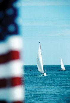 Nantucket sailing
