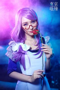 13 Best Tokyo Ghoul Rize Kamishiro Cosplay - Rolecosplay