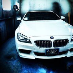 BMW 650i from @platinumcars_ca
