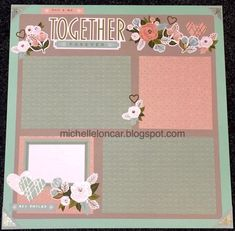Welcome to our Technique Blog Hop. This month we are featuring Close To My Heart Compliments. Compliments are packs of coordinating sticke...