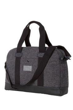 Laptop Duffel Bag // smart casual #designinspiration