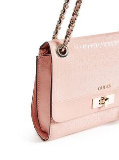 Janette Flap Cross-Body | shop.GUESS.com