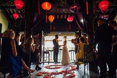 Choose an iconic Hoi An Old House for your wedding ceremony