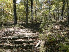 Arkansas Staircase...
