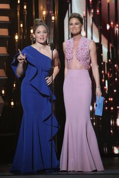 Pin for Later: All the CMA Awards Moments You May Have Missed Erika Christensen and Jennifer Nettles