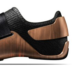 Nike concept shoe is an homage to Charles & Ray Eame's Eames Lounge : designed by Ora-Ïto