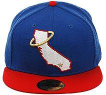 New Era 5950 Custom Fitted MLB Los Angeles Angels Hat