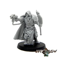 Inquisitor of the One White Tree Games