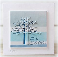 WT537 Do what you love by Biggan - Cards and Paper Crafts at Splitcoaststampers