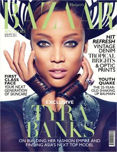 """Tyra Banks: """"I Won't Be Happy If I'm Not A Mother"""""""