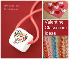 Valentine Day Classroom Activities! Fabulous ideas for Valentine's Day in the classroom that will have your students smiling all day! Check out all the ideas at Designdazzle.com