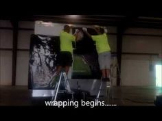 Cool wrap installation video  - check it out!