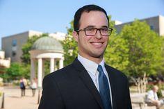 Guillermo Martinez, Knowledge in Action Internship Fund recipient.