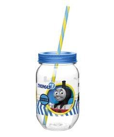 Take a look at the Thomas the Tank Engine 19-Oz. Canning Jar Tumbler on #zulily today!